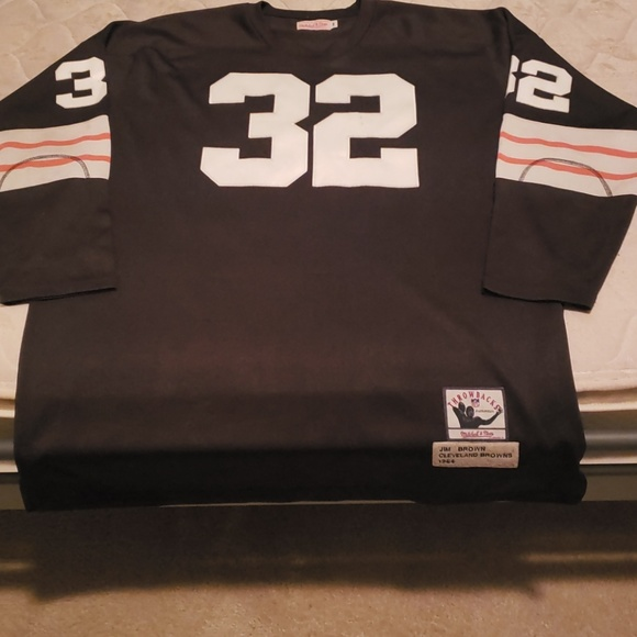 0954272c Mitchell & Ness Other | Jim Brown Throwback Jersey | Poshmark